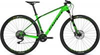 "Велосипед горный 29"" Ghost Lector 2.9 Green Black 2018"