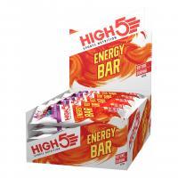 Батончик энергетический HIGH5 Energy Bar Ягодный йогурт 55g (Упаковка 25шт)