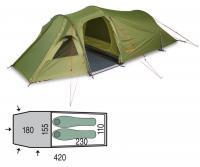 Палатка двухместная Pinguin Storm 2
