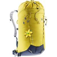 Рюкзак женский для альпинизма DEUTER Guide Lite 22L SL 2329 Greencurry Navy