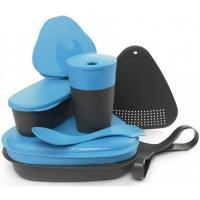Набор туристической посуды Light My Fire MealKit 2.0 pin-pack Cyan Blue