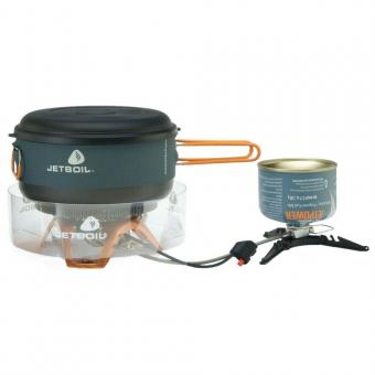 Система быстрого приготовления JETBOIL Helios 2L газовая горелка Guide