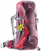 Женский рюкзак Deuter Futura Pro 34 SL aubergine-fire
