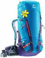 Женский рюкзак Deuter Guide 40+ SL turquoise-blueberry