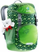 Детский рюкзак Deuter Schmusebar emerald
