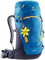 Женский рюкзак Deuter Rise Lite 26 SL coolblue-blueberry