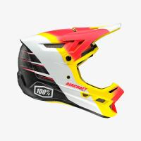 Шлем фулфейс Ride 100% AIRCRAFT DH Helmet MIPS M R9 Fire
