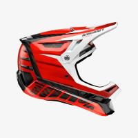 Шлем фулфейс Ride 100% AIRCRAFT DH Helmet MIPS L Dexter Red