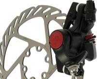 Тормоз дисковый механичский Avid BB5 160мм Black
