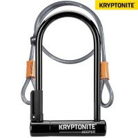 Велозамок KRYPTONITE Ulock KEEPER 12 STD + трос