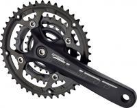 Шатуны Prowheel Flint-401 44/32/22T 170 мм black
