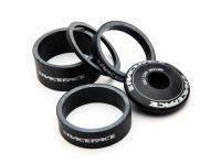 Набор проставочных колец RaceFace Headset Spacer KIT Carbon