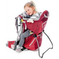 Рюкзак переноска детей Deuter Kid Comfort II Cranberry-Fire