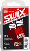 Базовый фторсодержащий парафин Swix MB77 Moly fluor wax, 60g
