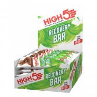 Батончик восстанавливающий High5 Recovery Bar Chocolate 50g (Упаковка 25шт)