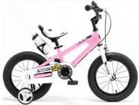 Велосипед RoyalBaby FREESTYLE 12 OFFICIAL UA Pink