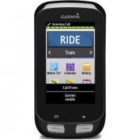 Велокомпьютер с GPS Garmin Edge1000 Bundle с датчиком ЧСС