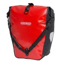 Гермосумка велосипедная Ortlieb Back-Roller Classic Red Black 20L