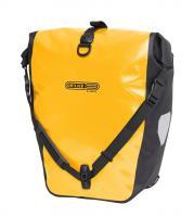 Гермосумка велосипедная Ortlieb Back-Roller Classic Yellow Black 20L