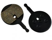 Тормозные колодки для дисковых тормозов Sheng-An BP-015, Avid BB5 Semi metallic