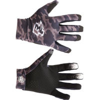 Перчатки RACE FACE AMBUSH CAMO GLOVES Black
