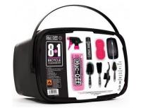 Набор щеток для мытья и ухода за велосипедом MUC-OFF Cleaning Kit SET 8 в 1