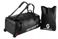 Сумка SCOTT Duffle 110 Black Red