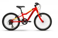 "Велосипед Haibike SEET Greedy 20"" Red Black Yellow 2019"
