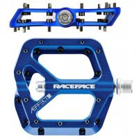 Педали RACE FACE PEDAL MID AEFFECT BLUE