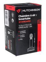 Камера Hutchinson Standart 12.5X1.75/2.35 Schrader 35 mm