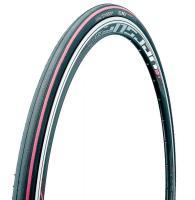 Покрышка Hutchinson Equinox2 700X23 TS TT черно-розовая