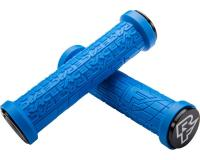 Грипси RACEFACE GRIPPLER 30MM LOCK ON BLUE P300