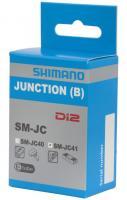 Коннектор Shimano Di2 SM-JC41 внутренняя проводка
