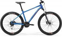 "Велосипед горный 27.5"" Merida BIG.SEVEN 100 Glossy Blue Red"