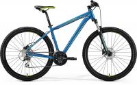 "Велосипед горный 27.5"" Merida BIG.SEVEN 20-D Blue Green"
