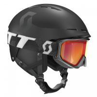 Горнолыжные шлем + маска SCOTT COMBO + FACT Black