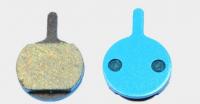 Тормозные колодки для дисковых тормозов Sheng-An BP-017, Magura Louise/Clara Semi metallic