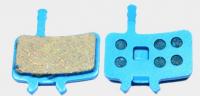 Тормозные колодки для дисковых тормозов Sheng-An BP-002, Avid Juicy 3,5,7 Semi metallic