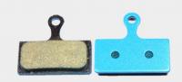 Тормозные колодки для дисковых тормозов Sheng-An BP-010, Deore - XTR Semi metallic
