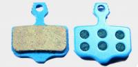 Тормозные колодки для дисковых тормозов Sheng-An BP-037, Avid Elixir Semi metallic