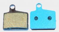 Тормозные колодки для дисковых тормозов Sheng-An BP-039, Stroker Hayes Ryde/Dyno Semi metallic