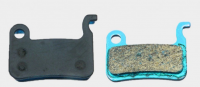 Тормозные колодки для дисковых тормозов Sheng-An BP-049, Shimano XTR BR-M965/M966/XT2004/SAINT (Semi metallic)