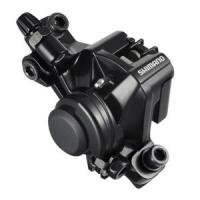 Калипер дискового механического тормоза Shimano BR-M375 черный ОЕМ