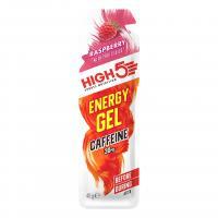 Гель энергетический HIGH5 Energy Gel Caffeine Raspberry 40g