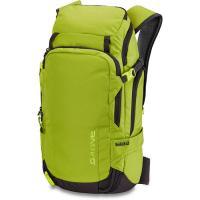 Рюкзак для сноуборда Dakine Heli Pro 24L dark citron