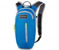 Велорюкзак Dakine Shuttle 6L bright blue