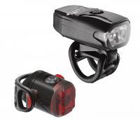 Комплект света LEZYNE LED KTV DRIVE / FEMTO USB PAIR Black