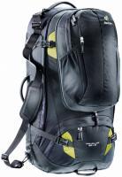 Дорожный рюкзак Deuter Traveller 80 + 10 black-moss