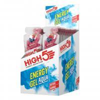 Гель энергетический HIGH5 Energy Gel Aqua Berry 66g (Упаковка 20шт)