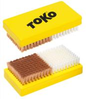 Щетка TOKO Base Brush Combi Nylon/Copper
